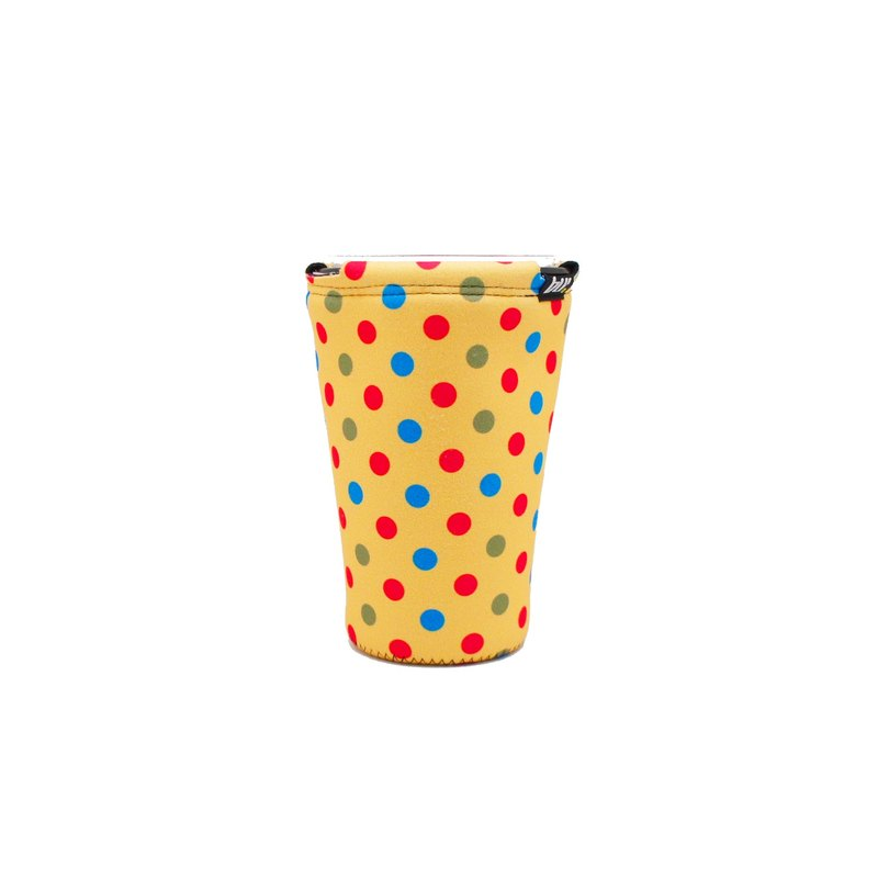 BLR Drink caddy [ Dot Yellow ] WD118