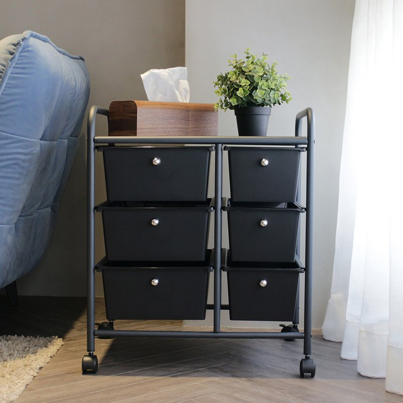 LIGFE Storage Trolley Gray