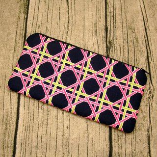 Large Zipper Pouch, Pencil Pouch, Gadget Bag, Cosmetic Bag (ZL-88)