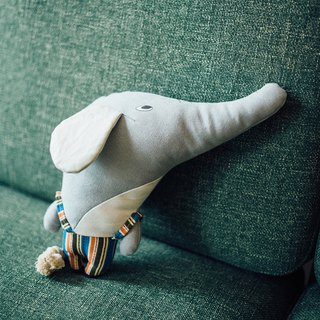 [Tail and me] stuffed toy elephant Finley