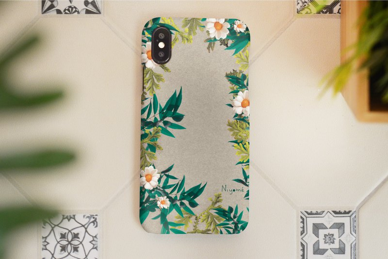 iphone case Mixed of plants for iphone5s,6s,6s plus, 7,7+, 8, 8+,iphone x