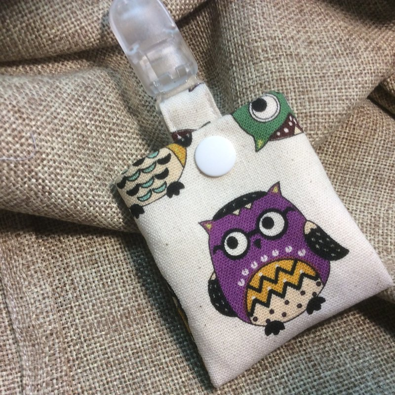 Peace symbol bags | keychain | Medes - Owl