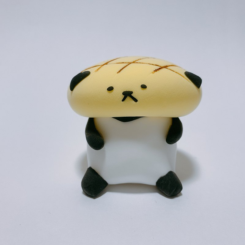 Melon bread panda
