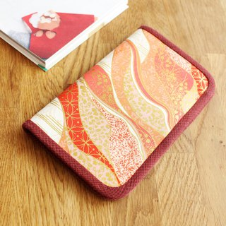 Passport bag wallet card bag christmas gift birthday gift long clip