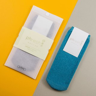 Argon Argon - Warm and Warm Women's Socks - Tin Blue