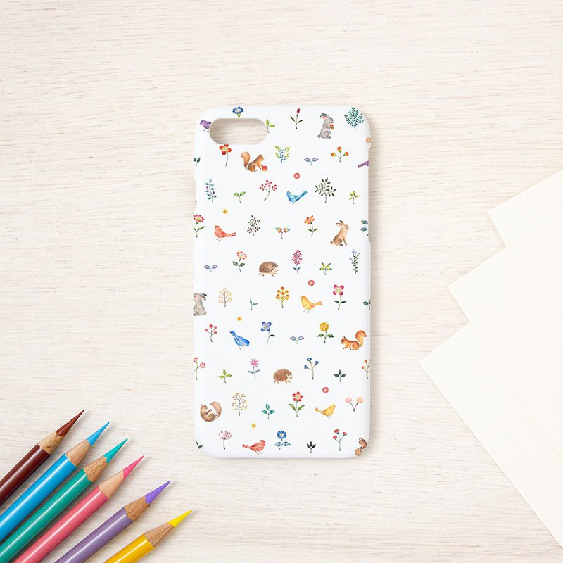 "Smartphonecase ""Happy time animals"" SC-425"