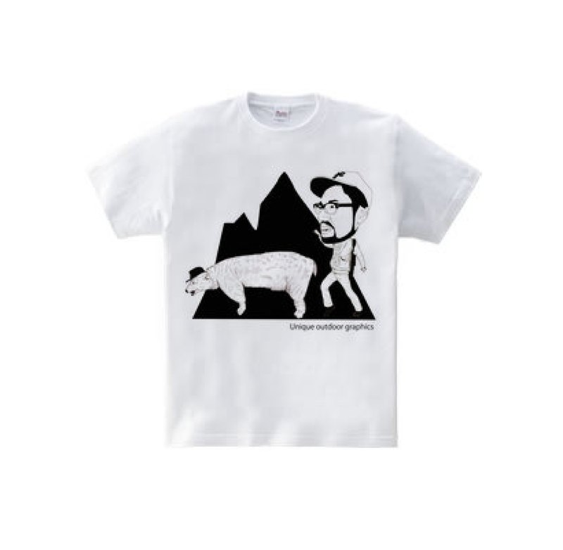 UOG bear yuji (5.6oz T-shirt)