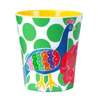 ASIAN Peacock - cups
