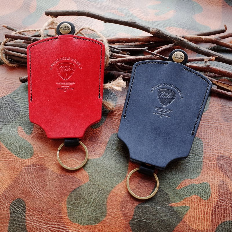 NEW NOISE - GENUINE MARK LEATHER KEY HOLDER