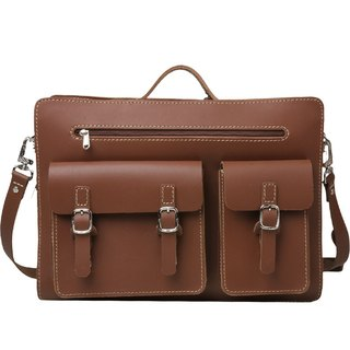 JIMMY RACING Wall Street • When happy to knock on the door handbag shoulder Messenger bag T128S-DBR