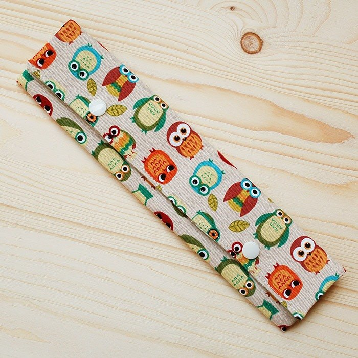 Penguin owl chopsticks bag chopsticks group