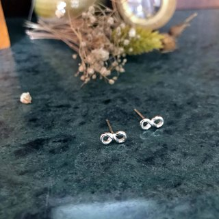Mini Unlimited / Sterling Silver / Ear Earrings / Màn Worker