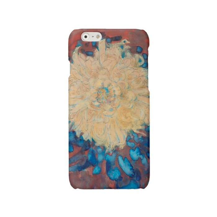iPhone case Samsung Galaxy case phone hard case chrysanthemum 1308