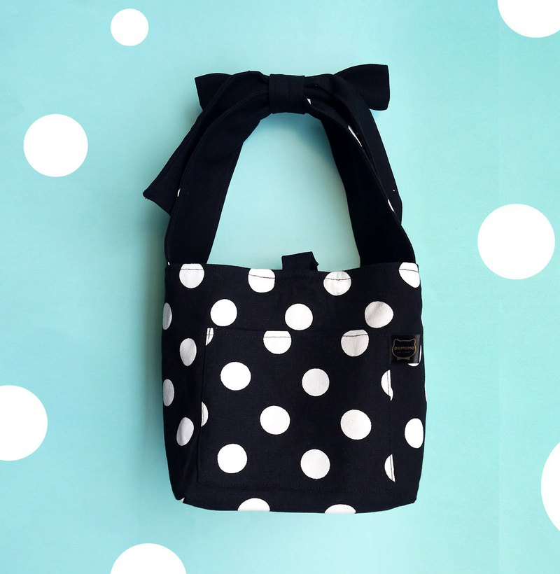 DOMOMO Boka Dot Shape Cube Bag Tote Bag Mom Lightweight Gift