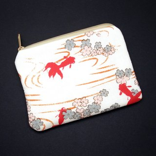 Zipper pouch / coin purse (padded) (ZS-223)