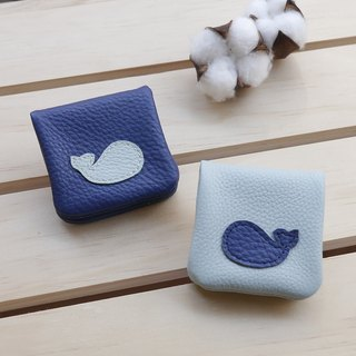 Cute animal leather coin purse [multicolor optional / self coloring]