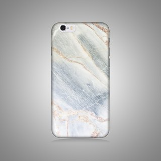 """Shell"" series - coral marble original phone shell / protective sleeve (hard shell) iPhone / Samsung / HTC / Sony / LG"