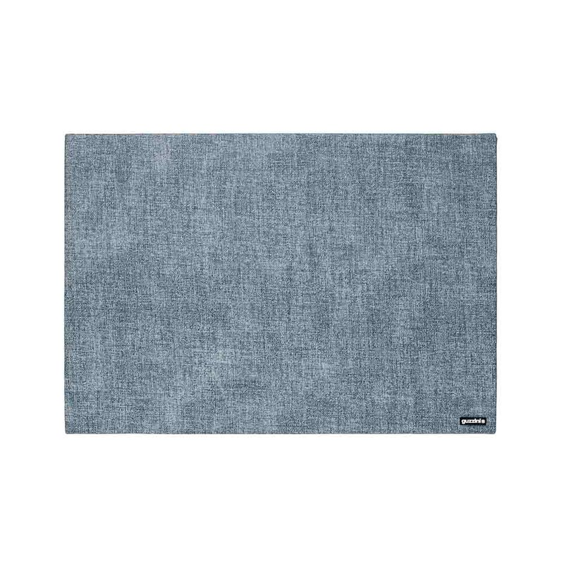 FABRIC REVERSIBLE PLACEMAT (Sea Blue)