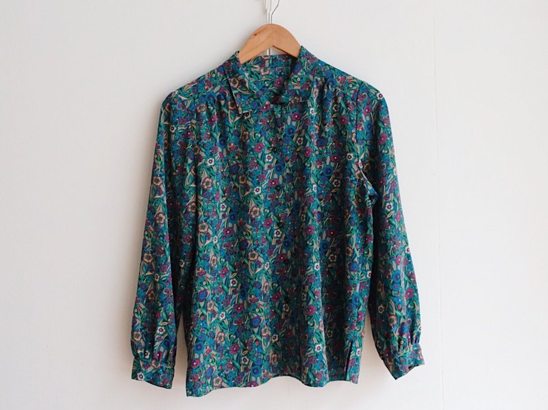 Vintage / shirt / long sleeve no.1