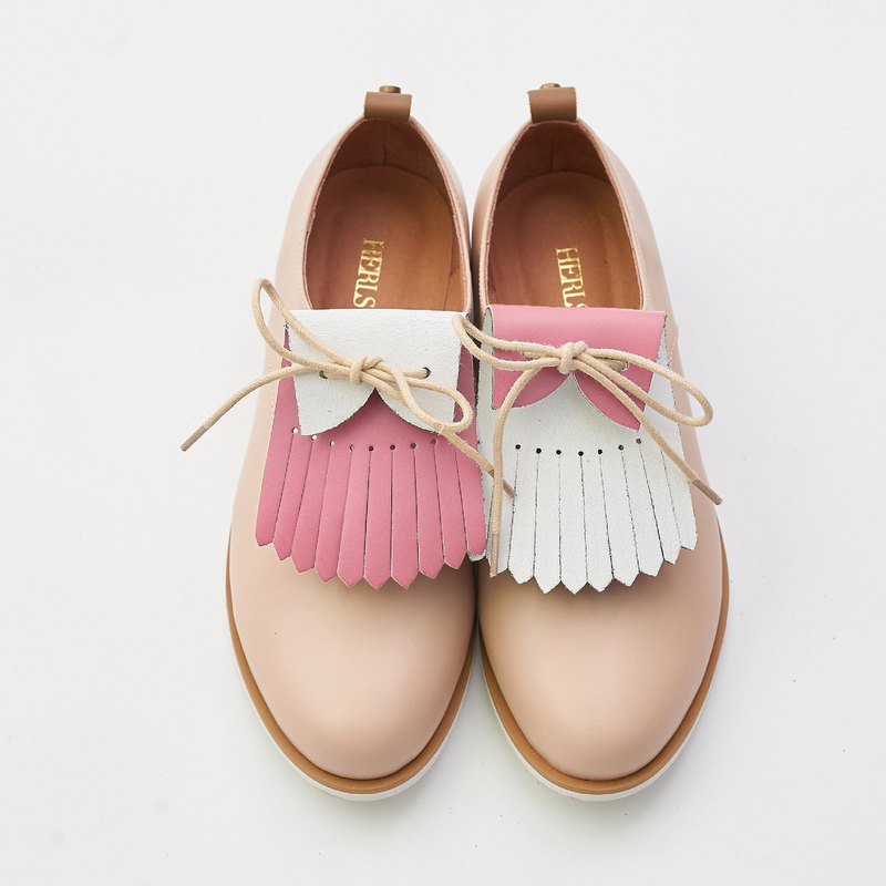 Tassel Shoe x Reverse - Sweet Pink (without shoes)
