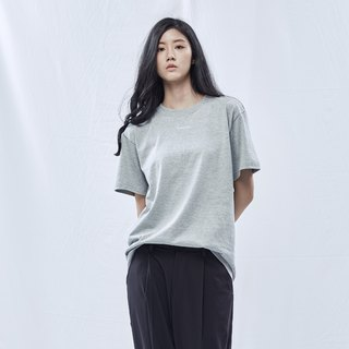 DYCTEAM Basic Series | Embroidery Logo Tee (GY)