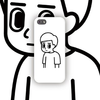 Ordinary people / 2016 / phone case