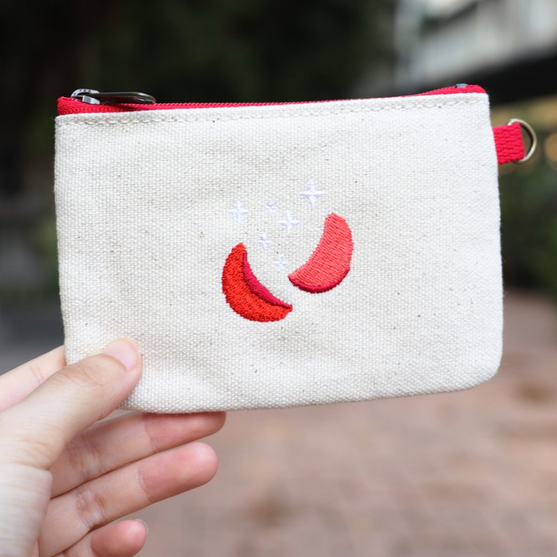 [come good] ancient to rejuvenation coin purse Feat. A canvas bag ( wish a cup)