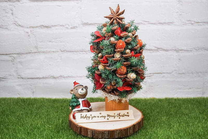 DIY Christmas tree material package/give children the best Christmas gifts/complete with children/exchange gifts