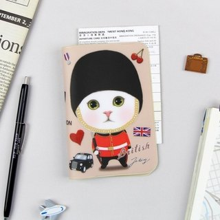 JETOY, sweet cat petite passport sets second generation _British J1704202