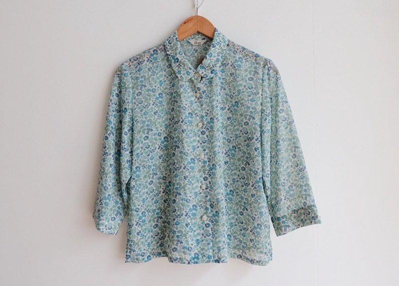 Vintage / Shirt / Long sleeve no.9