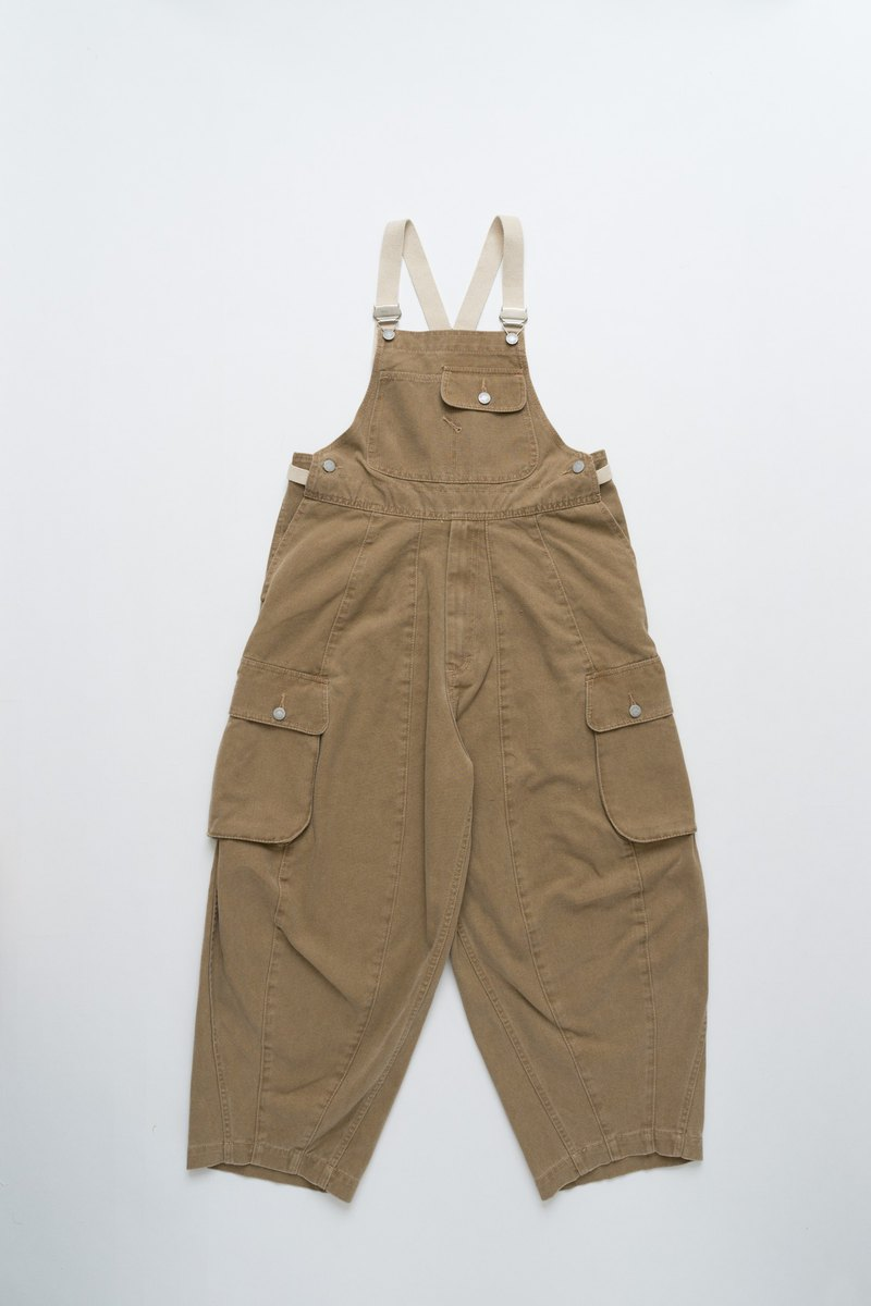 S.F.Z SS20 MULTIFUNCTION LOW-BACK DUNGAREES