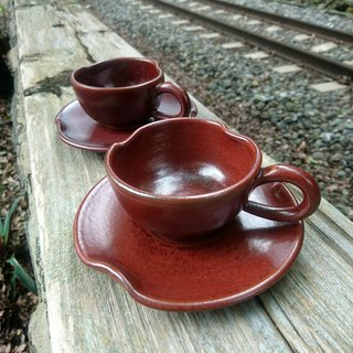 【Tim Hing kiln】 life pottery series _ heart of the coffee cup