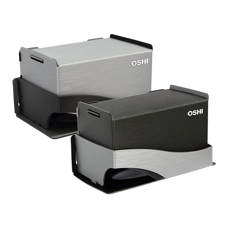 【OSHI】BOX plus+ Tissue box holder (small)
