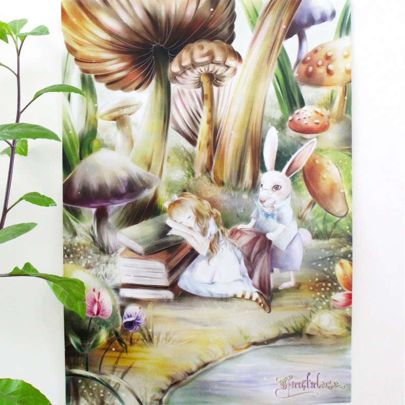 - Alice Hobbey - Alice in Wonderland Alice in Wonderland poster