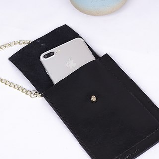 [SALE] carry-on card phone bag purse certificate bag leather mini chain bag card package