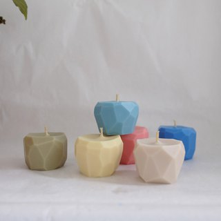 c o l o r | 單 色 香 氛 cubes組 scented candles set 6入