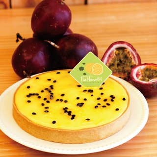 6 吋 passion fruit tower natural passion fruit sweet and sour taste good