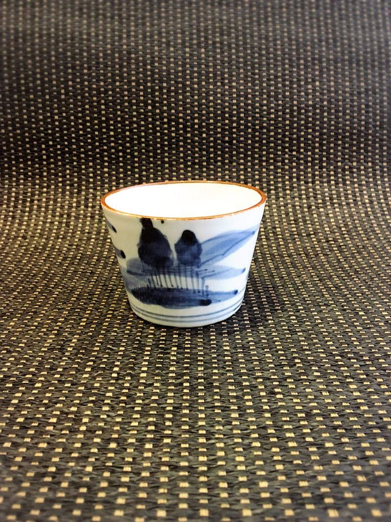 Japanese Edo cup Antiquities