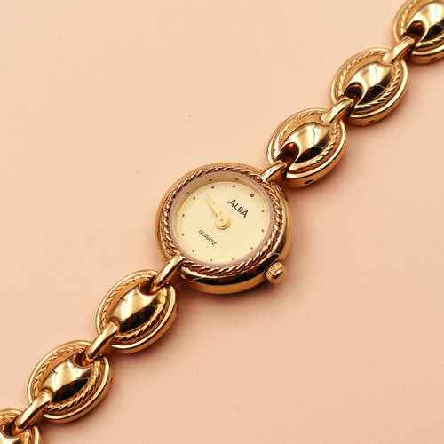 ALBA Antique Bracelet Quartz Watch