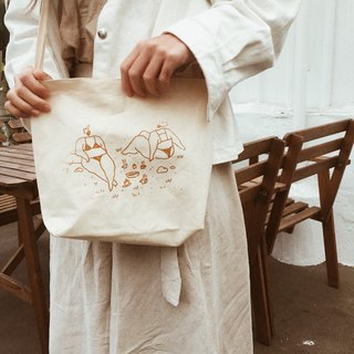 Canvas Bag - Picnic