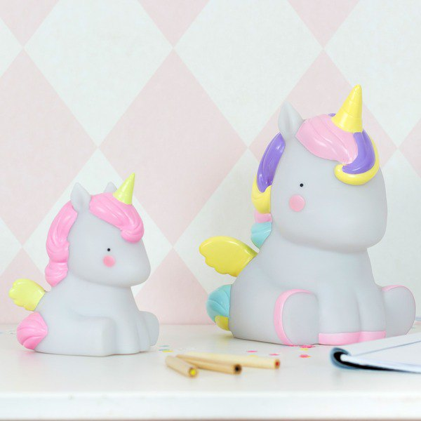 \\ Special Offers Group Netherlands a Little Lovely Company - Size Unicorn Lights