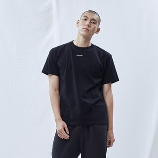 DYCTEAM Basic Series | Embroidery Logo Tee (BK)