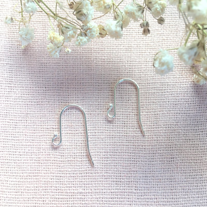 Plus Purchase - S925 Sterile Silver Earhooks