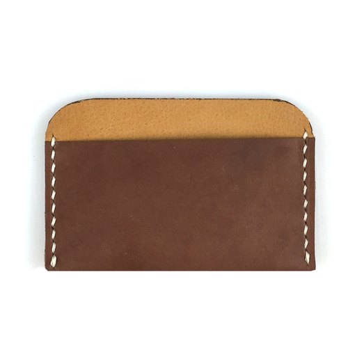 [U6.JP6 handmade leather] - pure handmade imported leather-purpose card sets / travel card sets / card holder / credit card set