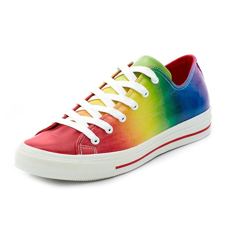 【PATINAS】NAPPA Sneakers – Rainbow