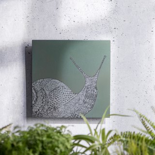 Snail-Aluminum Decorative Panel-Tex Edition Decor Board AL6061