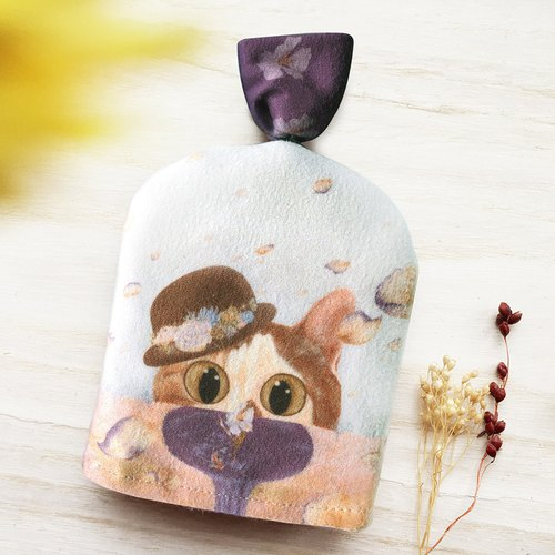 Cat World - Autumn / Key Storage Bag