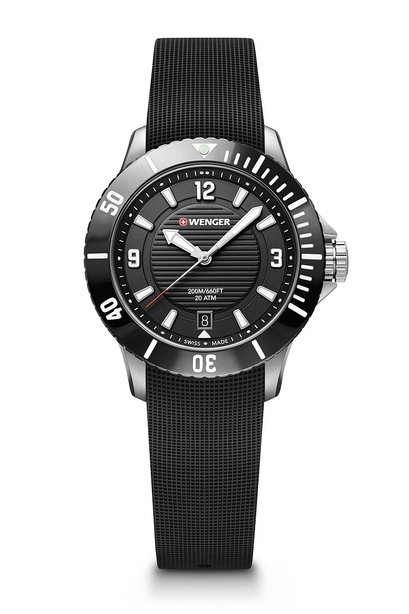 Wenger Seaforce small-女仕潛水腕錶