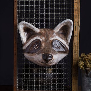 Wall Decoration - Raccoon