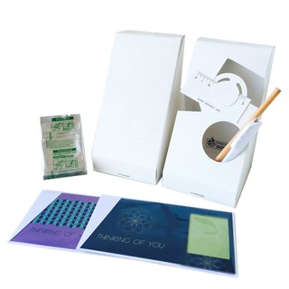 Pin Cards - Grilles Frame Card Kit Frame cards + film + paper pencil + pen container